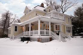 Decorating A Colonial Home by A Magnificent South Orange Colonial