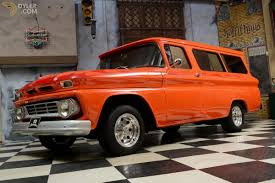 Classic 1962 Chevrolet Suburban Estate Car For Sale 1978 Dyler