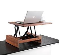standing computer desk amazon convert to standing desk amazon com comix height adjustable