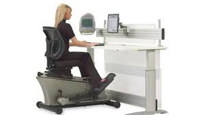 Under Desk Exercise Bike Desk The Awesome Exercise Equipment With Regard To Encourage Your