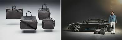 bmw i8 luggage the future is now bmw i8 s custom louis vuitton luggage