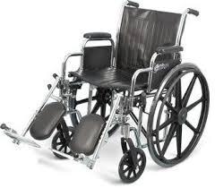 Airgo Comfort Plus Transport Chair Lightweight Wheelchair