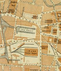 England Maps by Birmingham England Map 1924 Original Art Antique Maps U0026 Prints