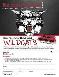 purchase yearbooks high school junior high yearbook deer park junior senior high school
