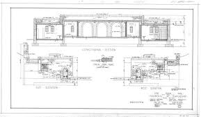architectual plans fort tryon park architectural and engineering plans frederick