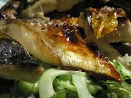 cuisiner maquereau frais food cuisine du monde recette de maquereaux au citron thym