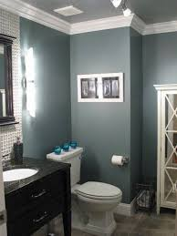 Small Bathroom Paint Colors Photos - paint colors for bathrooms without windows brown concrete wall and