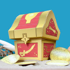 jake land pirates treasure chest disney family