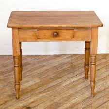 Pine Side Table Pine Side Table Antiques Atlas