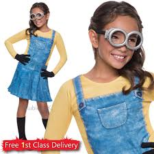 Despicable Minion Costume Despicable Fancy Dress Minion Costume Bob Kevin Dave