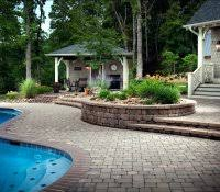 Inexpensive Backyard Privacy Ideas How To Build A Patio Wall Privacy On Deck From Neighbors Apartment