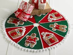 Free Crochet Patterns For Christmas Tree Ornaments Gingerbread Season Is Back