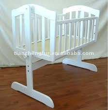 Swinging Crib Bedding Swinging Crib Cradle Baby Models Of Varieties Bedding Room Sets