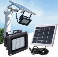 Security Light Solar Powered - amazon com 54 led solar power dusk to dawn sensor lights outdoor
