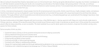 Sample Data Analyst Resume Data Science Roles From Springboard Proffesionla Data Analyst