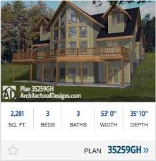 architectual designs build modular with a home plan from architecturaldesigns