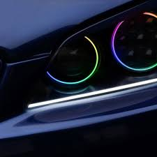 led strip lights headlights oracle lighting concept led strip