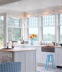 Kitchen Window Curtains Ideas 23 Kitchen Window Decorating Ideas Amazing Kitchen Window Valance
