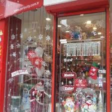 Party City Christmas Window Decorations by