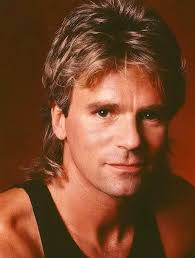 how to achieve the macgyver mullet hairstyle hair beauty and