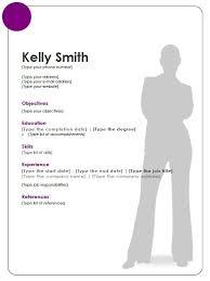 Open Office Resume Template Free Open Office Resume Templates Resume Template And
