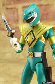 dragon ranger mighty morphin u0027 green power ranger collectiondx