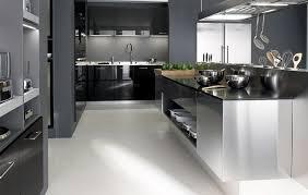 cuisine equipee design cuisine contemporaine