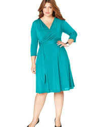 macy plus size dress pluslook eu collection