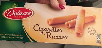 cr e soja cuisine cigarettes russes delacre 200 g