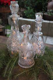 Christmas Lights In A Vase by Best Party Lights Ever Stuff Decanters With Battery Operated