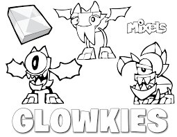 lego mixels coloring pages eson me