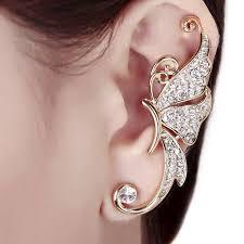 52 snazzy ear cuff earrings that reveal your side