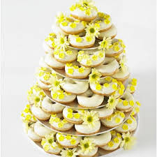 wedding cake adelaide wedding club alternatives to wedding cake dreamy donuts yellow
