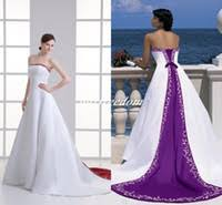 purple and white wedding purple and white wedding dress and delicate wedding