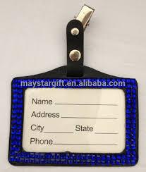 Rhinestone Business Card Holder Star Card Holder Source Quality Star Card Holder From Global Star