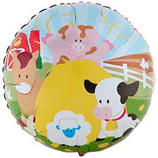 Barn Animal Party Supplies Farm Animal Party Supplies Foil Balloon Birthdayexpress Https