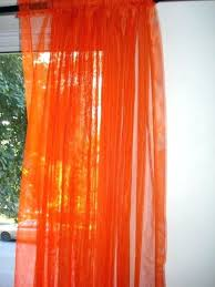 Burnt Orange Sheer Curtains Burnt Orange Sheer Curtain Panels Tags Burnt Orange Sheer