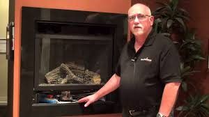 Gas Fireplace Valve Cover by Heat U0026 Glo Gas Fireplace Troubleshooting Video Youtube