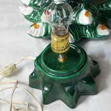 vintage ceramic christmas tree lights enter image description