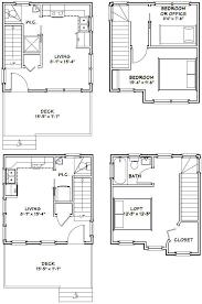 collection of 16 x 16 cabin floor plans innovation simple floor 16x16 tiny houses pdf floor plans 466 sq ft 463 sq ft tiny