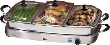 elite by maxi matic platinum deluxe 7 5 qt stainless steel