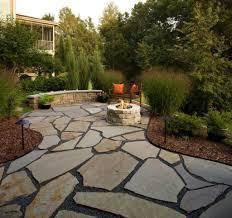 backyard stone patio designs best 25 stone patio designs ideas on