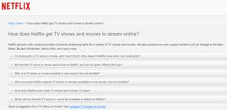 here u0027s how to request a show or movie on netflix because this is