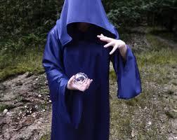 druid robe etsy