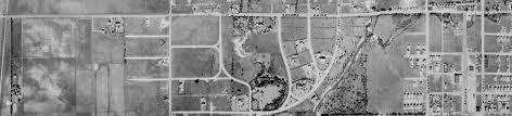 aerial maps dallas historic aerial photographs 1930 fairchild survey
