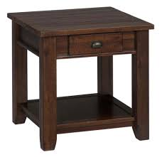 nightstand simple standard nightstand height jofran urban lodge