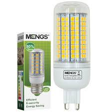 Light Led Bulb by G9 15w Led Corn Light 180x 2835 Smd Led Bulb Lamp In Cool White