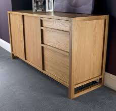 Oak Studio Desk by Bentley Designs Studio Oak Desk Michael O U0027connor Furniture