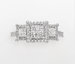 kohl s wedding rings engagement rings 35 of the shiniest blingiest and most glam