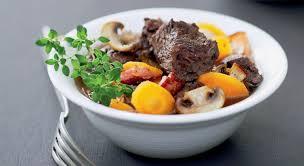 recettes de cuisine fran ise un somptueux bœuf bourguignon